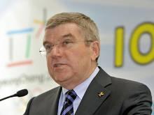 IOC-Präsident Bach trauert um Nelson Mandela
