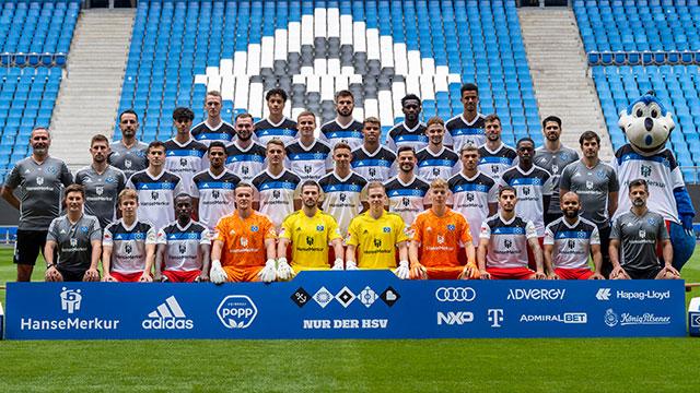 Hamburger SV » Kader 2015/2016