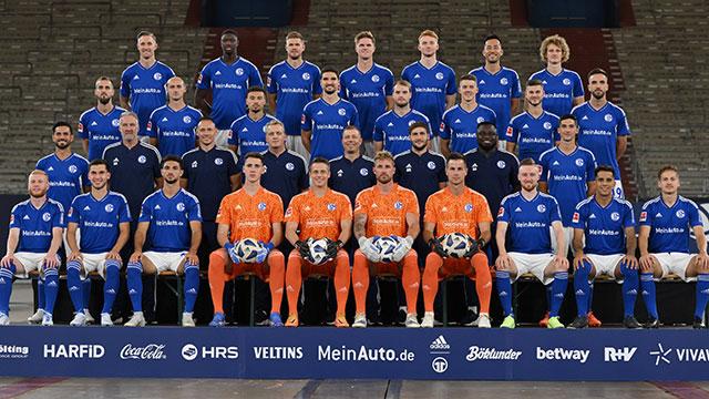 Schalke 04 Kader