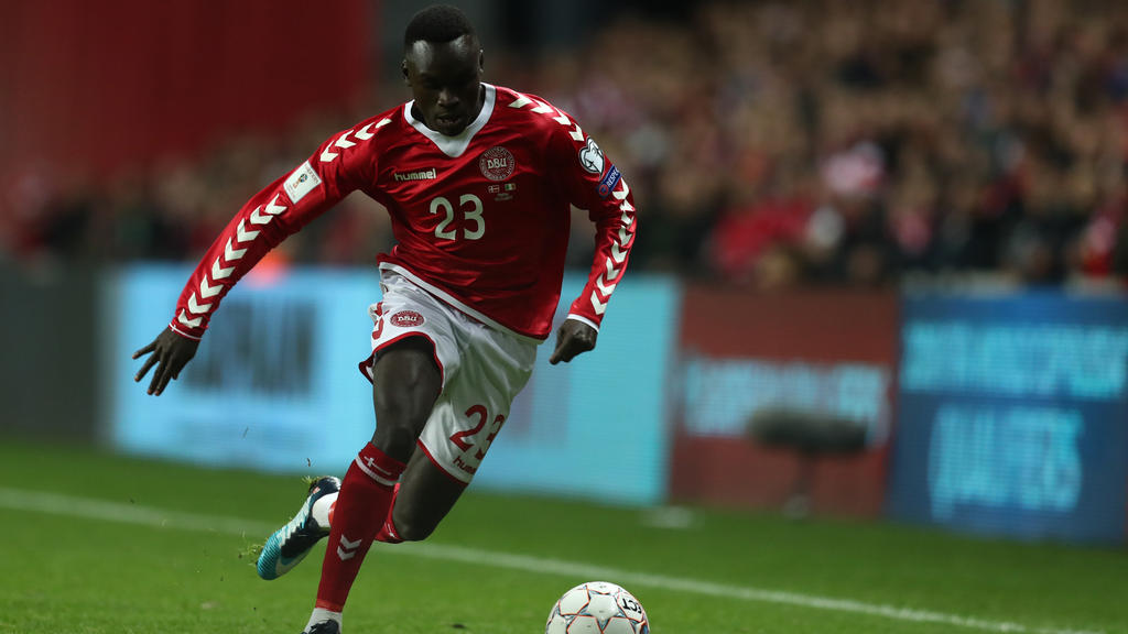 Pione Sisto soll Dänemark bei der WM zum Erfolg führen