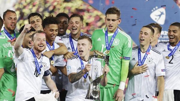 Die deutsche U21 gewann den EM-Titel
