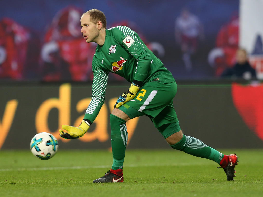 Bleibt auch zukünftig für RB Leipzig am Ball: Peter Gulacsi