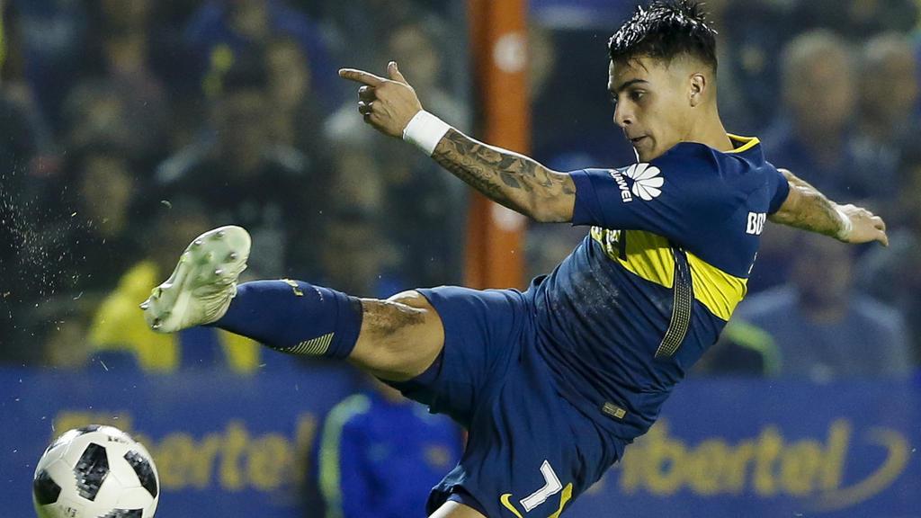 Cristian Pavón ist der neue Star im argentinischen Team