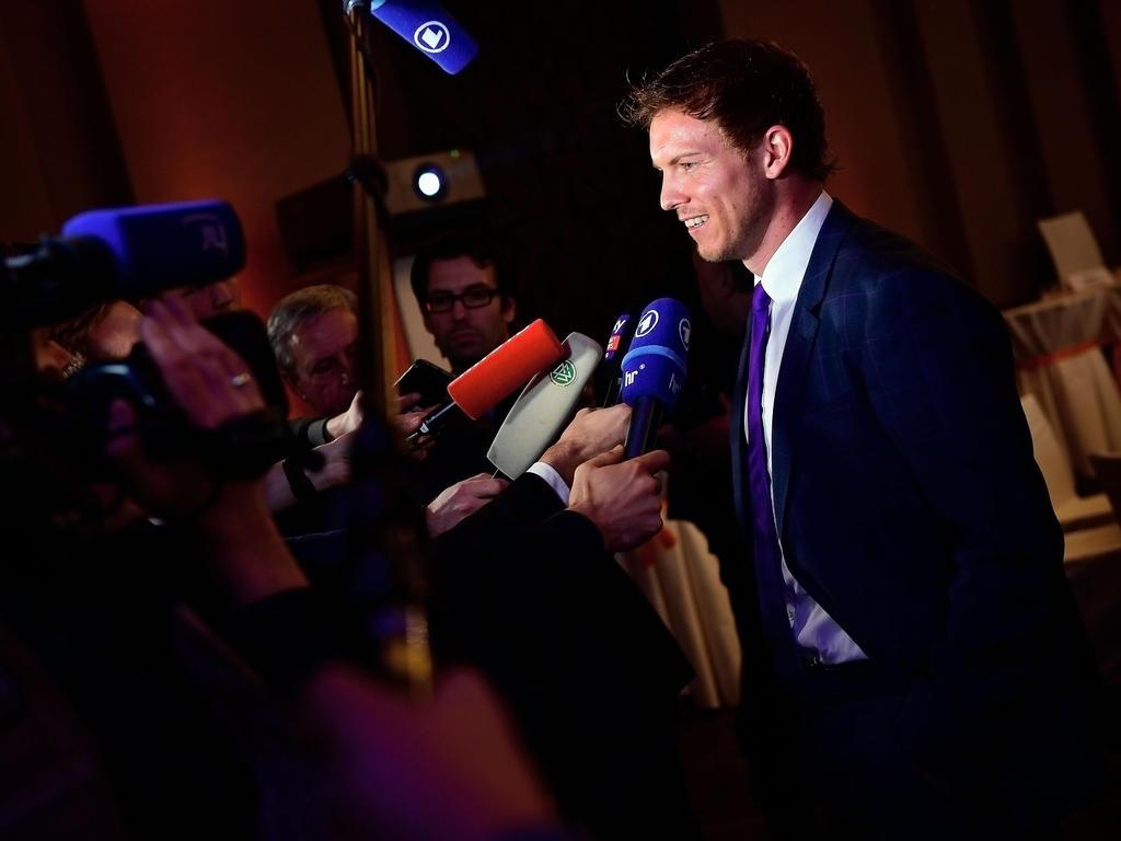 Hoffenheim-Coach Julian Nagelsmann ist in der Bundesliga heiß begehrt