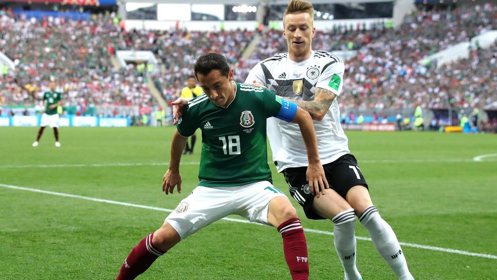 Marco Reus bringt Schwung ins deutsche Spiel