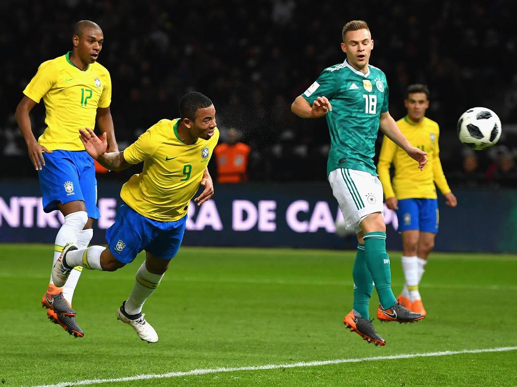 Gabriel Jesus erzielte den einzigen Treffer des Abends