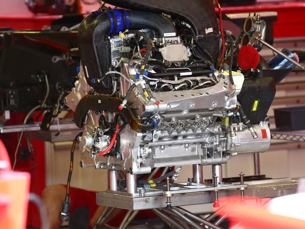 F1 Motoren