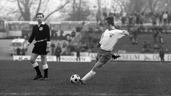Joachim Streich ist Rekord-Torschütze der DDR-Auswahl
