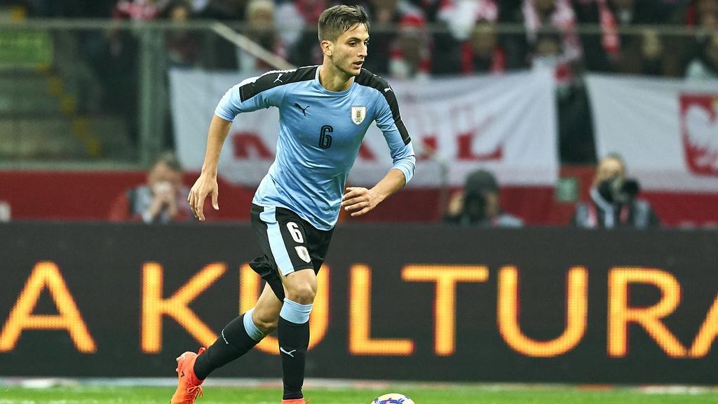 Rodrigo Bentancur will an der Seite von Luis Suárez glänzen