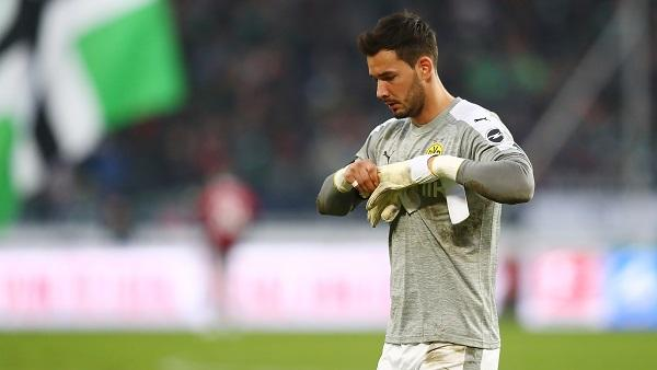 Beim BVB längst nicht mehr unumstritten: Keeper Roman Bürki