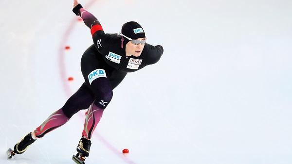 Claudia Pechstein gehört zu den erfahrensten Sportlerinnen