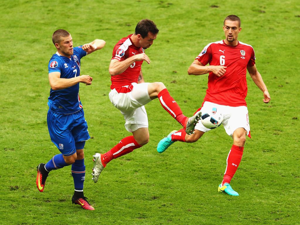 österreich gegen island