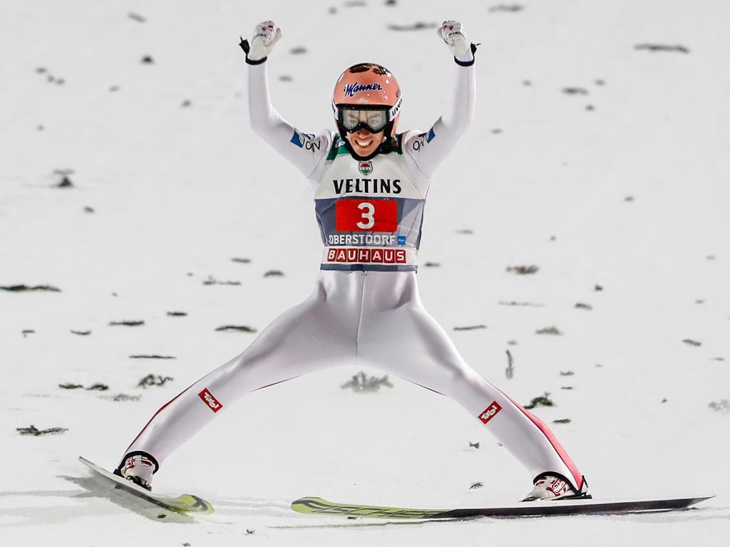 skispringen gesamtweltcup 2017/11